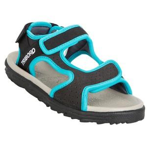 Sandalen S500 Kinder, schwarz/blau TRIBORD