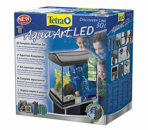 Tetra AquaArt LED Aquarium-Set, 30 Liter