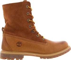 Timberland AUTHENTICS SUEDE ROLL TOP - Damen Boots
