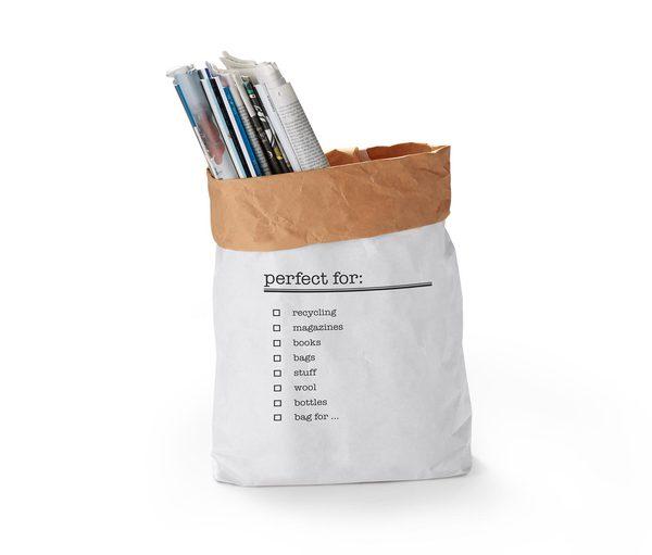 5 aufbewahrungst ten papier je ca 40 l von tchibo ansehen. Black Bedroom Furniture Sets. Home Design Ideas