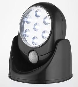 I-Glow Sensor-Nachtlicht, Schwarz