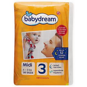 babydream Windeln Midi