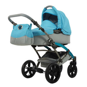 knorr-baby Kombi-Kinderwagen ´´Voletto Happy Colour´´, blau