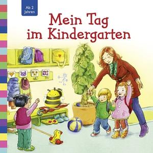 Mein Tag im Kindergarten