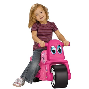 BIG - Girlie Bike, rosa