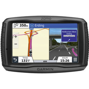 Garmin Zumo 590LM        Navigationsgerät