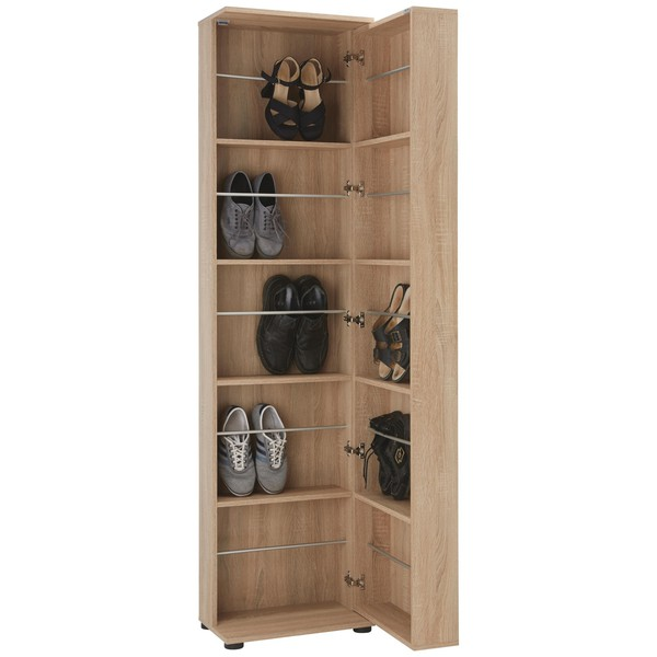 schuhschrank in eichefarben von m max f r 88 00 ansehen. Black Bedroom Furniture Sets. Home Design Ideas