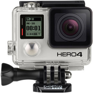 GoPro HERO4 Black 4K/Full HD        Actionkamera