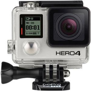 GoPro HERO4 Black 4K/Full HD        Actionkamera