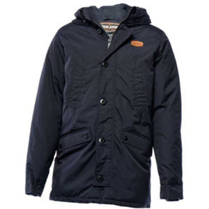 Jesse James Jacke        Workwear Blizzard Parka Blau