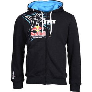 Kini Red Bull Spikes Kapuzenjacke
