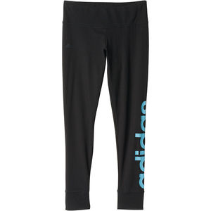 adidas Damen Tight Climalite Essentials Linear