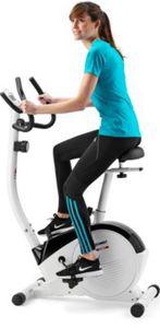 Schmidt Sportsworld 950293 HEIMTRAINER ELITE 125 Fitnessbike