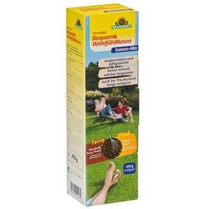 Neudorff Terra Vital Bequem- und Wohlfühlrasen Samen-Mix 450 g
