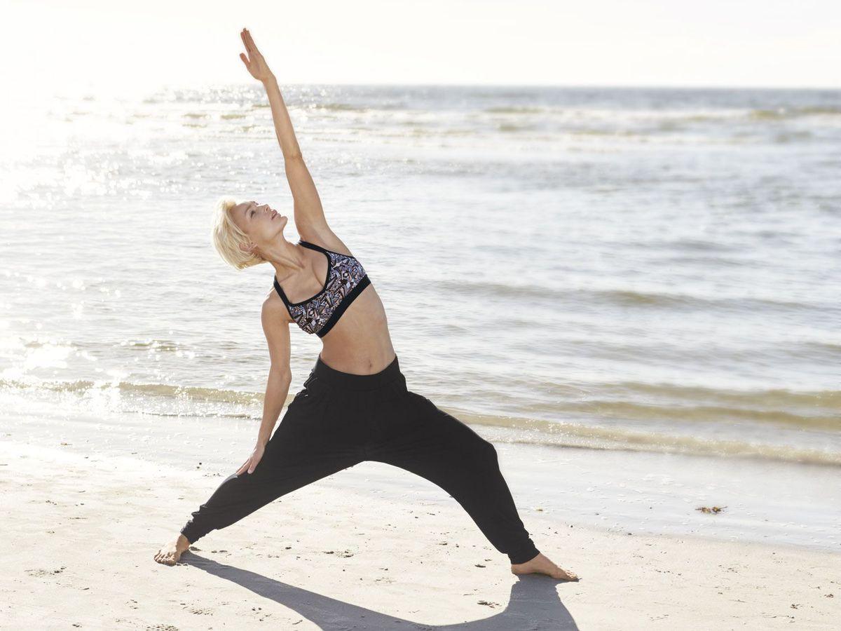 Bild 5 von CRIVIT® Damen Yoga-Hose