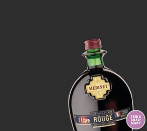 Medinet Rouge Vin de France