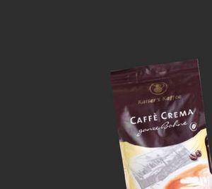 Kaiser's Kaffee Espresso oder Caffè Crema