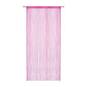 Fadenstore Franz in Pink, ca. 90/245cm