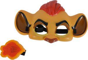 Die Garde der Löwen - Kions Maske und Abzeichen Jungen Kinder