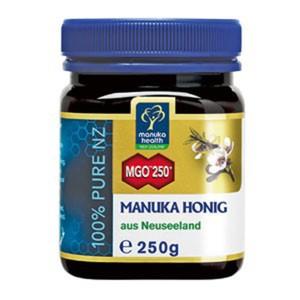 Neuseelandhaus - Manuka Honig MGO250+ 250g