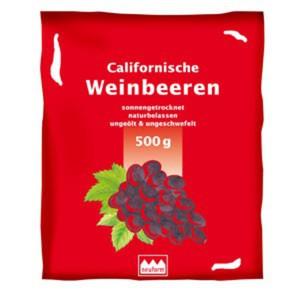 Lihn - Weinbeeren ungeölt 500g