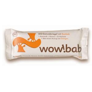 wow!bab orange bio 30g