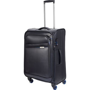 Travelite 4-Rollen Trolley Scuba 68 cm, 2,7 kg, 74/84 l