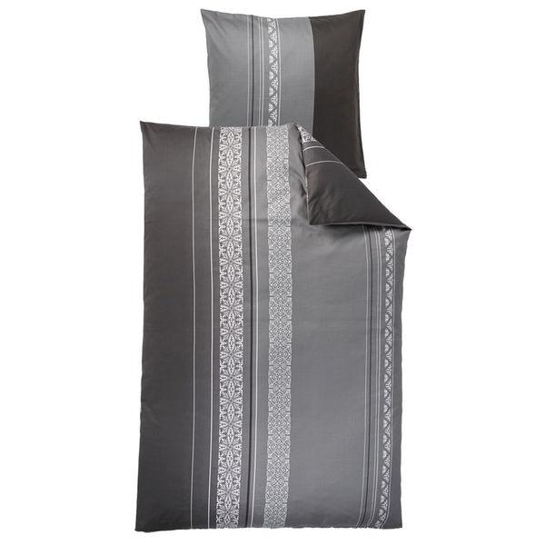 time to relax satin bettw sche bella grau von karstadt f r 19 99 ansehen. Black Bedroom Furniture Sets. Home Design Ideas