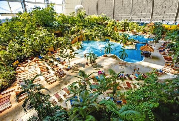 tropical islands resort von netto reisen f r 59 00 ansehen. Black Bedroom Furniture Sets. Home Design Ideas