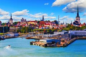 Höhepunkte des Baltikums