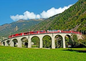 PKW-Rundreise Schweiz
