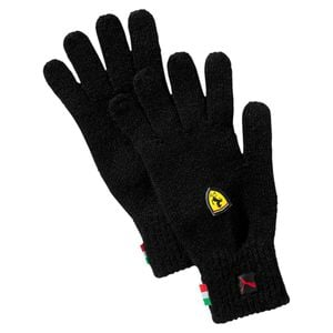 Ferrari Strick-Handschuhe