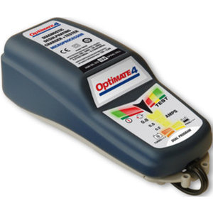 OptiMATE 4 Dual Program        CAN-Bus Batterieladegerät