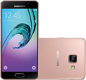 Samsung Galaxy A3 (2016) (Pink-Gold)
