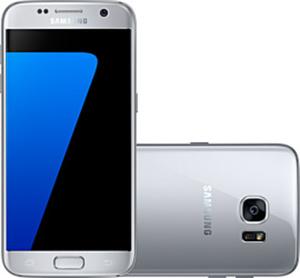 Samsung Galaxy S7 (Silber)