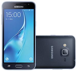 Samsung Galaxy J3 (2016) (Schwarz)