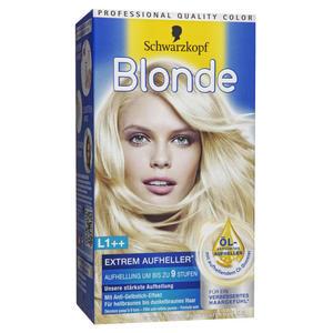 Schwarzkopf Blonde Extrem Aufheller L1++