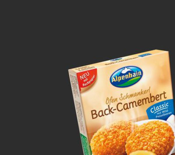 Alpenhain Back Camembert