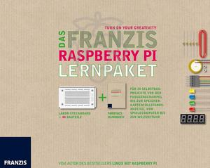 Das Franzis Raspberry Pi Lernpaket - Gültig für alle Modelle (A, B, A+, B+ und Raspberry Pi 2 Modell B)