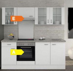 Flex-Well Küchenzeile 210 cm G-210-1601-003 WIto