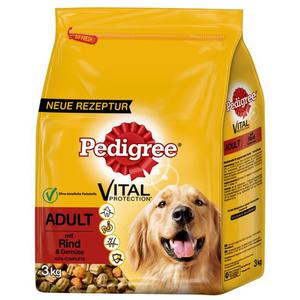 Pedigree Vital Protection™ Adult Trockenfutter mit Rind
