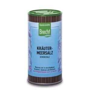 Brecht - Kräuter-Meersalz  im Streuer 200g