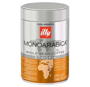 Illy             Monoarabica Ethiopien Espresso ganze Bohnen, 250g