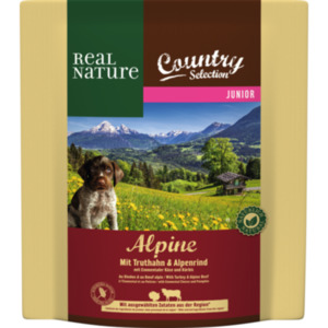 REAL NATURE Country Selection Alpine Junior