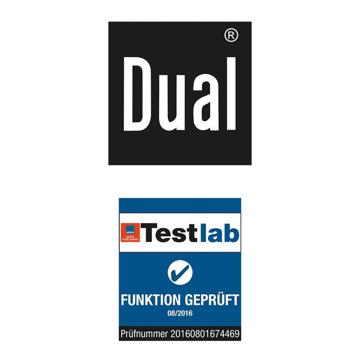 Bild 4 von DUAL Portables DAB+/ UKW-Radio DAB 18C