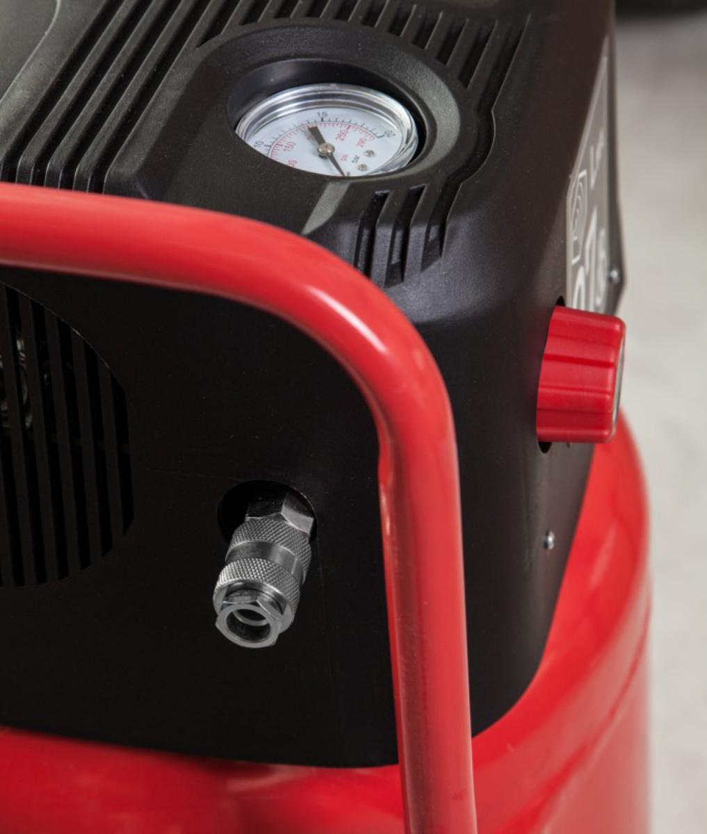 Bild 3 von Kraft Werkzeuge Werkstatt-Kompressor