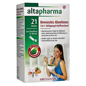 altapharma Bewusstes Abnehmen