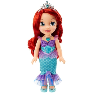 Disney Prinzessin - Sing & Shimmer Puppe: Arielle