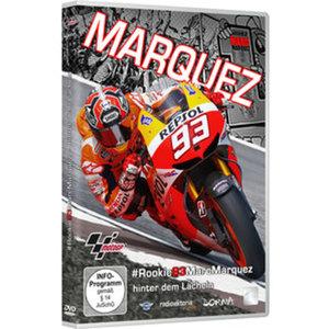 DVD - Marc Marquez        82 Minuten
