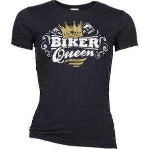 Ladies Shirt Biker Queen